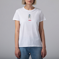 Levi's® PERFECT TEE R2D2 WHITE