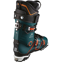Salomon QST PRO 120 TR BLUE/BK/ORANGE