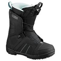 Salomon SCARLET BLACK/BK/STERLING B