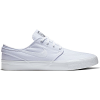 Nike SB ZOOM JANOSKI CNVS RM WHITE/WHITE-GUM LIGHT BROWN-BLACK
