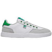 DC VESTREY M SHOE WHITE/GREY/GREEN