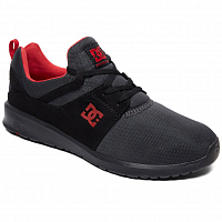 DC Heathrow M Shoe BATTLESHIP/BLACK