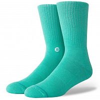 Stance UNCOMMON SOLIDS ICON TEAL