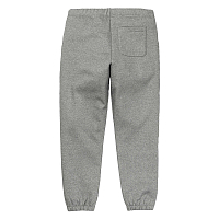 Carhartt WIP CHASE SWEAT PANT DARK GREY HEATHER / GOLD