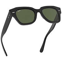 Ray Ban STATE STREET Black/Green