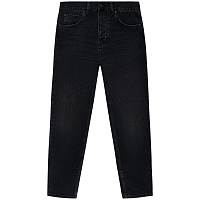 Carhartt WIP Newel Pant BLACK (MID WORN WASH)