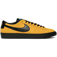 Nike SB ZOOM BLAZER LOW GT UNIVERSITY GOLD/BLACK-UNIVERSITY GOLD
