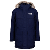 The North Face M MCMURDO PARKA MONTAGUE BLUE (JC6)