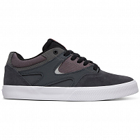 DC KALIS VULC M SHOE GREY/BLACK/RED