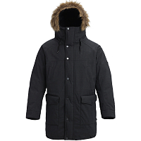 Burton MB GORE GARRSN JK TRUE BLACK WOOL