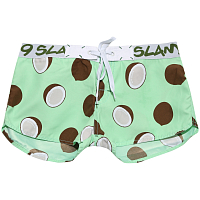 69slam SOPHIA BOARDSHORT COCO BROWN