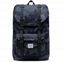 Herschel Little America Mid-Volume NIGHT CAMO