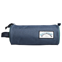 Billabong BARREL PENCIL CASE NAVY HEATHER