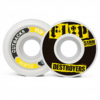 Flip CUTBACK WHEELS BLACK