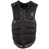 Ronix ONE CUSTOM FIT ENGINEERED CHARCOAL /  RED