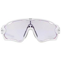 Oakley JAWBREAKER POLISHED WHITE/PRIZM LOW LIGHT