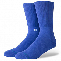 Stance UNCOMMON SOLIDS ICON ROYAL