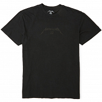 Billabong BLACK ALBUM TEE BLACK