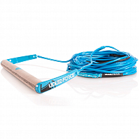 Liquid Force PLUSH/VISION ROPE COMBO GRY/BLU