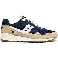 Saucony SHADOW 5000 TAN/NAVY/WHITE