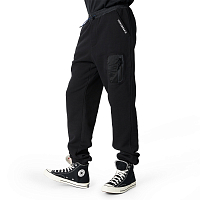 Converse MIXED MEDIA PANT CONVERSE BLACK