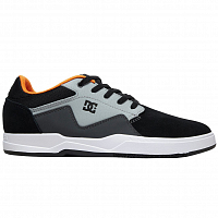 DC BARKSDALE M SHOE BLACK/GREY/GREY