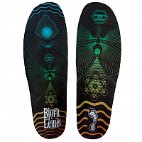 REMIND INSOLE CUSH BJORN LEINES ASSORTED