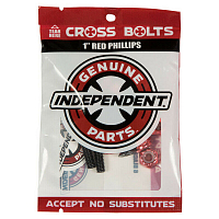 Independent PHILLIPS HARDWARE BLACK/RED