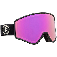 Electric KLEVELAND BURNT TORT/BROSE/PINK CHROME + YELLOW