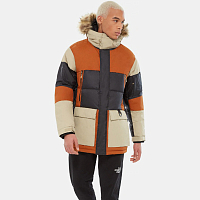The North Face M VOSTOK PARKA CARAMEL CAFE (UBT)
