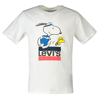 Levi's® SS RELAXED FIT TEE SW LOGO TORCH SNO