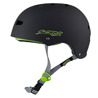 Smith Scabs ELITE HELMET CERTIFIED EPS BLACK