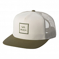 RVCA VA ALL THE WAY TRUCK CREAM