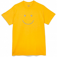 Baker SMILEY TEE YLW