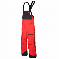 Planks Yeti Hunter Shell BIB HOT RED