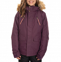 686 GIRLS CEREMONY INSULATED JKT BLACKBERRY FADE