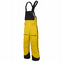 Planks Yeti Hunter Shell BIB MELLOW YELLOW