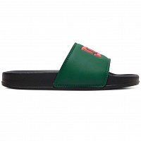 DC DC SLIDE B SNDL Green/Black