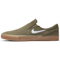Nike SB ZOOM JANOSKI SLIP RM MEDIUM OLIVE/WHITE-MEDIUM OLIVE