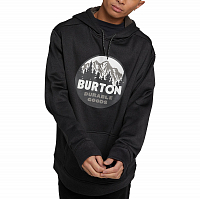 Burton M OAK PO TRUE BLACK HEATHER