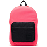Herschel Pop Quiz Neon Pink/Black