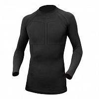 ACCAPI POLAR BEAR SEAMLESS LONG SL. BLACK
