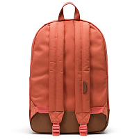 Herschel Heritage Apricot Brandy/Saddle Brown