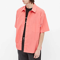 MARTINE ROSE Duel S/S Shirt PINK