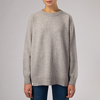 Makia AAMU KNIT LIGHT GREY
