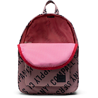 Herschel Classic Mid-Volume ROLL CALL ASH ROSE