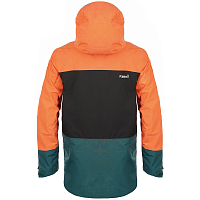 Planks Tracker Insulated Jacket LIFEBOAT ORANGE