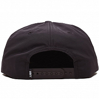 OBEY EXCLAMATION STRAPBACK BLACK