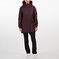 Makia DAWN PARKA WINE