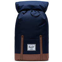 Herschel RETREAT PEACOAT/SADDLE BROWN